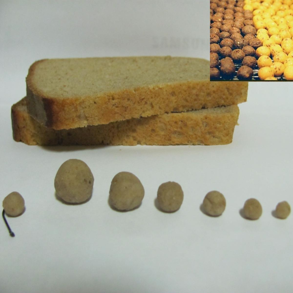 ловля на черный хлеб