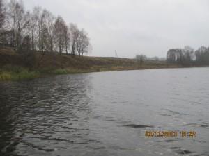 залив оз. Лепельское Льнозавод