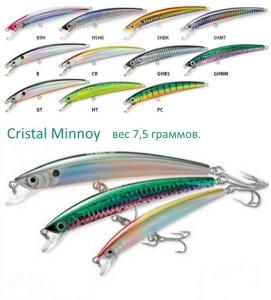 Cristal Minnoy