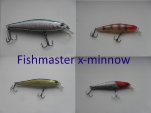 FISHMASTER x-minnow