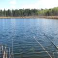 ловля на озере 2-ом Змеином