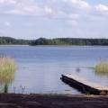 Вид на озеро Буже